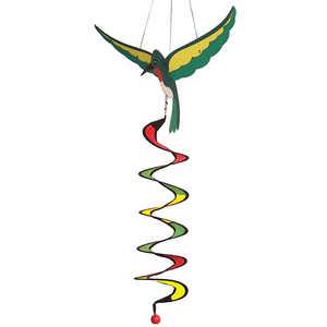 In The Breeze ITB-4287 Hummingbird Hanging Garden Twister