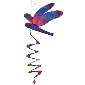 In The Breeze ITB-4650 Dragonfly Hanging Garden Twister
