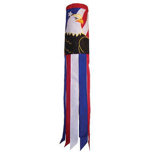 In The Breeze ITB-4194 40-Inch Eagle Garden Windsock