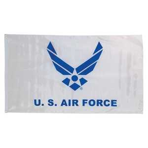 In The Breeze 3631 U.s. Air Force Wings 3x5 ft Grommet Flag