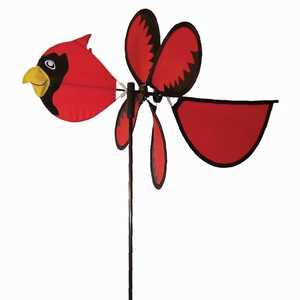In The Breeze ITB-2815 Cardinal Baby Garden Spinner