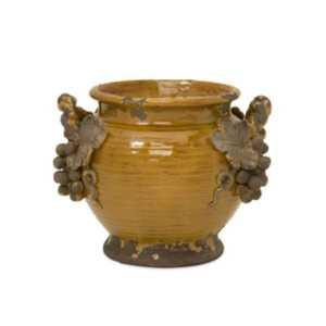 Imax Corp 50106 11-Inch Ceramic Italia Planter