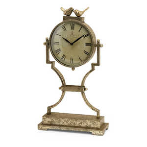 Imax Corp 27512 Iron Bird Clock