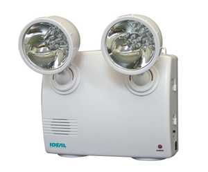 Ideal Security SK636 Lights Out Emergency Light
