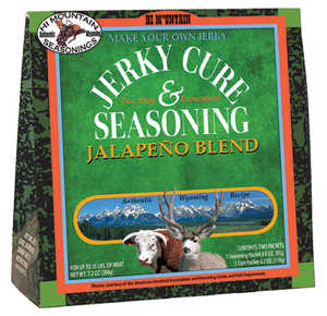 Hi Mountain Jerky 00080 Seasoning Jalapeno Blend Jerky Kit