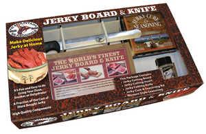 Hi Mountain Jerky 00022 Jerky Board & Knife Set