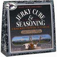 Hi Mountain Jerky 00051 Cracked Pepper 'n Garlic Blend Jerky Cure And Seasoning Kit