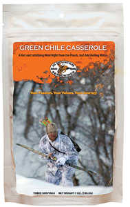 Hi Mountain Jerky 00148 Green Chili Casserole Camp Meal 2-3 Servings