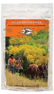Hi Mountain Jerky 00147 Cajun Beans & Rice Camp Meal