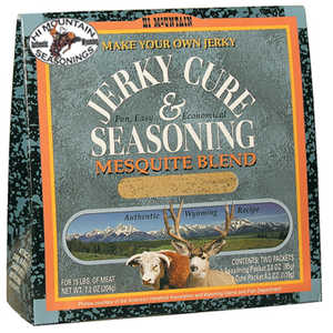 Hi Mountain Jerky 00002 Seasoning Mesquite Blend Jerky Kit