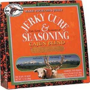 Hi Mountain Jerky 00017 Seasoning Cajun Blend 7.2 Oz