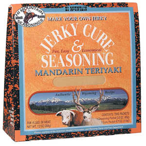 Hi Mountain Jerky 00036 Mandarin Teriyaki Blend Jerky Kit