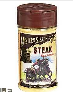 Hi Mountain Jerky 00005 Seasoning Western Steak 3.5 Oz