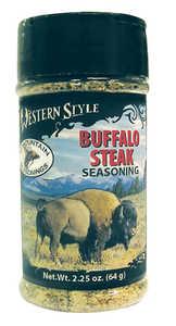 Hi Mountain Jerky 00037 Seasoning Western Buffalo Steak 2.5 Oz