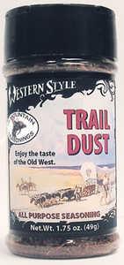 Hi Mountain Jerky 00027 Trail Dust Western Style Seasoning