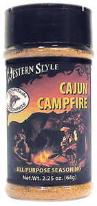 Hi Mountain Jerky 00060 Cajun Campfire Western Style Seasoning 2.25 Oz