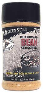 Hi Mountain Jerky 00024 Buckboard Bean Western Style Seasoning 2.25 Oz