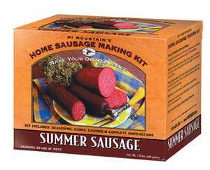 Hi Mountain Jerky 00032 Original Summer Sausage Kit