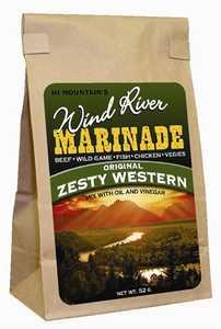 Hi Mountain Jerky 00056 Hi Mountain Original Zesty Western Marinade Jerky Kit
