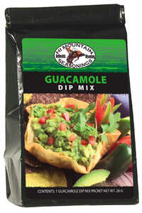 Hi Mountain Jerky 00085 Mix Guacomole Dip