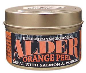 Hi Mountain Jerky 00101 Smokehouse Alder Orange Smoke Flavor 4 Oz