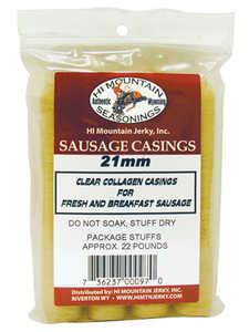 Hi Mountain Jerky 00097 21 Mm Breakfast Sausage Casings