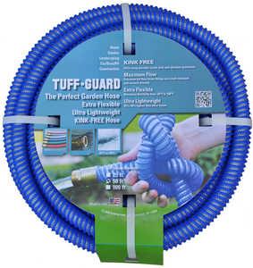 JGB Enterprises 1-0106-0600 Tuff Guard Garden Hose Blue 5/8 x 50 ft