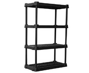 J Terence Thompson 2770-009 4 Tier Shelf 34x14