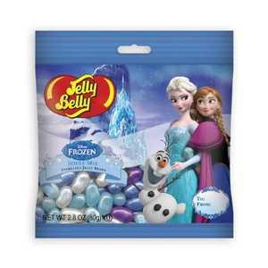 JELLY BELLY CANDY CO 66315 Disney Frozen Jelly Bean 2.8 oz Bag
