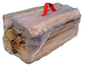 Vaughn Quality Firewood Bundle Bundled Firewood .75 Cu Ft