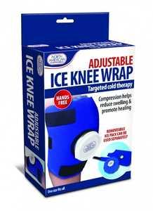 Jobar JB6411 Knee Wrap W/Ice Bag