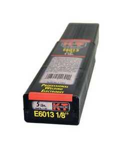 K-T Industries Inc 1-1302 Welding Electrodes 6013 1/8 in 5lb