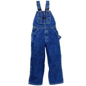 Key Industries 225.45 Premium Kid's Bib Overall, Size 7