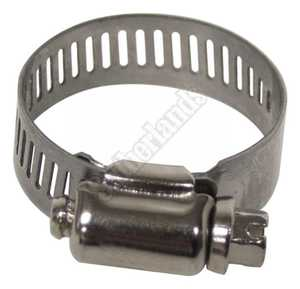 Waxman 0167100C Gear Clamp 1/2 in Stainless Steel