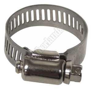 Waxman 0167300C Gear Clamp 1 in Stainless Steel