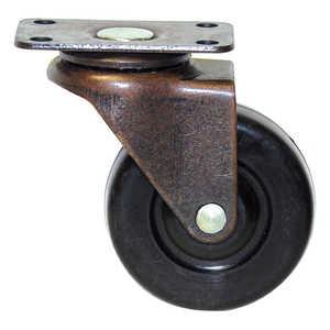 Waxman 4384799N Plate Swivel Caster 2 in