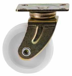 Waxman 4266499N Roller Plate Caster 1 5/8 in