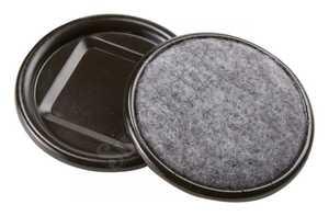 Waxman 4291295N Cup Base Carpet 21/2 in