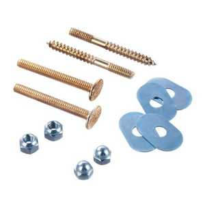 Waxman 7641900T Toilet Bolt And Screw Set