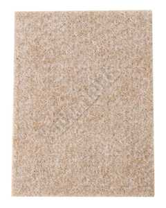 Waxman 4720095N Felt Pad 41/2 x 6 Tri Heavy Duty Oatmeal