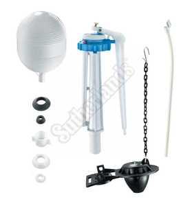 Waxman 7029900N Repair Kit Toilet With Flapper