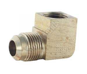 Waxman 7346700LF Elbow 1/2 Flare X 3/8fip