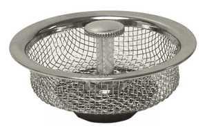 Waxman 7639310N Strainer Basket Deluxe Mesh