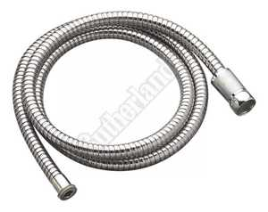 Waxman 7657300B Replacement Hose Shower 59 in Chrome