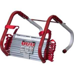 Kidde 468093 13 Ft 2-Story Emergency Escape Ladder