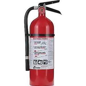 Kidde 21005779 Pro 210abc Rechargeable 4lb