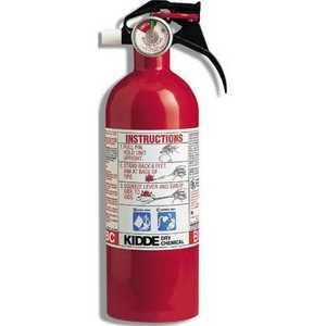 Kidde 21005944 Fire Extinguisher Basic 5bc