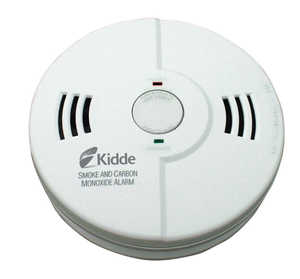 Kidde 900-0102-02 Battery Operated Combination Carbon Monoxide & Smoke Alarm With Voice