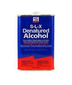 WM Barr QSL26 Klean Strip S-L-X Denatured Alcohol Quart