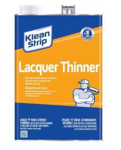 WM Barr GML170 Klean Strip Lacquer Thinner Gallon